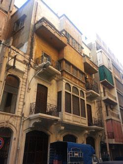 بناء في الصنايع شاهد على تعاقب الحقبات المعماريّة في بيروت