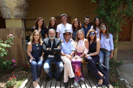 فريق عمل مسلسل «الحب الحقيقي»