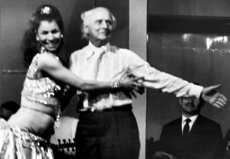 ماكس ارنست في «كباريه فونتانا» (1969)