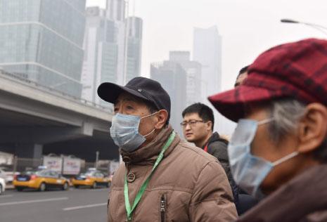 يتطلب تدهور أحوال البيئة تدابير قاسية وسريعة (أ ف ب)