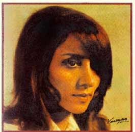 صورة لفيروز في ألبوم يعرضه ابراهيم لمحبيها