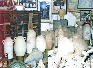 مكتشفات أثرية