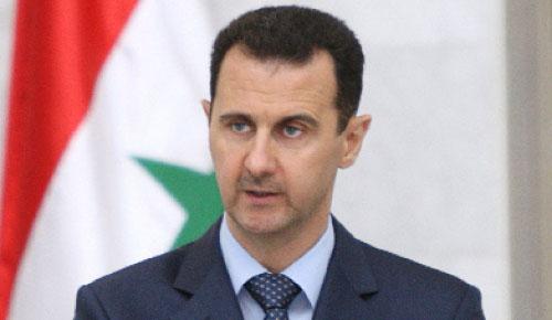 الرئيس السوري (خالد الحريري ــ رويترز)
