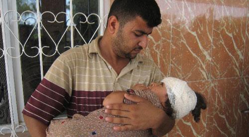 الهموم الحقيقية للعراقيين هي الأمن والخدمات وبناء الدولة (مروان إبراهيم ــ أ ف ب)