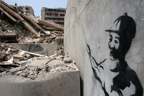 ضاحية بيروت الجنوبية عام 2006 (مروان طحطح)