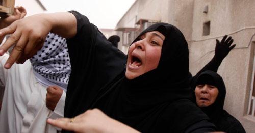 حملة للصدريين لتولّي جعفر الصدر رئاسة الحكومة (نبيل الجوراني ـــ أ ب)