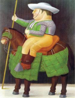 «إل بيكادور» لفيرناندو بوتيرو