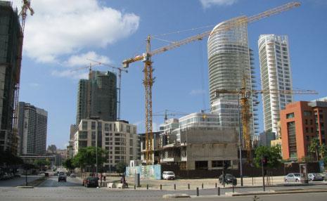 تتكتل في قطاع العقارات مجموعة من الشركات اللبنانية الضخمة