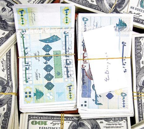 يُعدّ الارتباط بين الليرة والدولار عضوياً في التركيبة الاقتصادية والاجتماعية اللبنانية