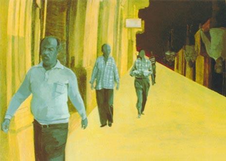 «بعد القصف» لسيتا مانوكيان (1977)