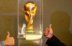 كأس العالم بنكهة عربية على الانترنت