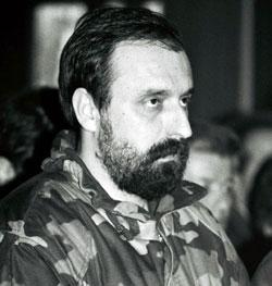 غوران هادزيتش في صورة تعود الى العام 1993  (رانكو كوكوفيتش ــ رويترز)