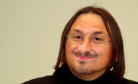 الكاتب البلغاري هريستوف شبيه إبراهيموفيتش