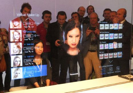 Panasonic Smart Mirror: