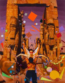 «مسرح مشتعل» لفرهاد اهرارنيا (٢٠١٢)