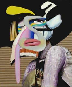 «سيسي» لفابريزيو أرييتا (أكريليك على كانفاس ــ 60×50 سنتم ــ 2016)