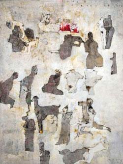 من سلسلة «سيرك الحياة» (2009) للايراني رضا ديراكشاني