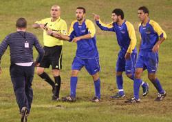 أداء بعض الحكام توجّب تشكيل لجنة تحقيق (عدنان الحاج علي)