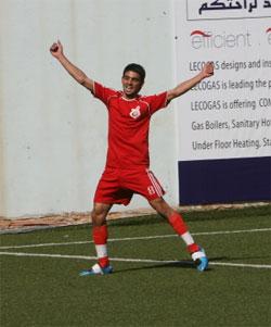 انتقال محمد حيدر إلى الصفاء في واحدة من أبرز الصفقات (أرشيف)