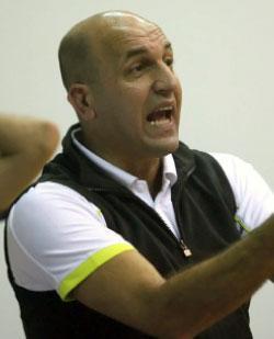 مدرب الصداقة حسين ديب