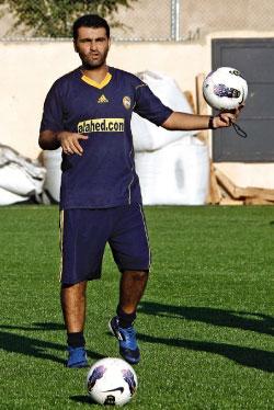 المدرب محمد الدقة