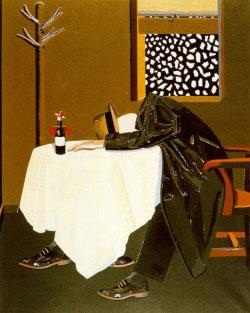 The Hope and Despair of Angel Ganivet I للاسباني إدواردو أرويو (1977)