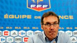 المدرّب الجديد لمنتخب فرنسا لوران بلان (تيبول كاموس - أ ب)