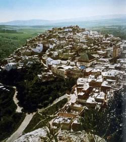 قلب فاس التاريخية، ضريح وجامع مولاي ادريس