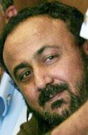 الأسير والقيادي الفتحاوي مروان البرغوثي (أرشيف)