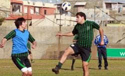 سيعتمد الأنصار على عنصر الشباب في الموسم الجديد (عدنان الحاج علي)