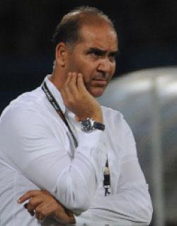 مدرّب تونس سامي طرابلسي (أ ف ب)