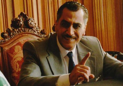يجسّد الأردني ياسر المصري شخصية عبد الناصر في «الجماعة 2»