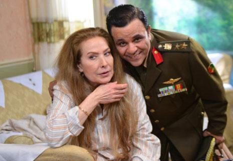يعود محمد فؤاد إلى التمثيل في «الضاهر» مع رغدة
