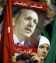 تشكر أردوغان في بيروت (جوزف براك ــ أ ف ب)