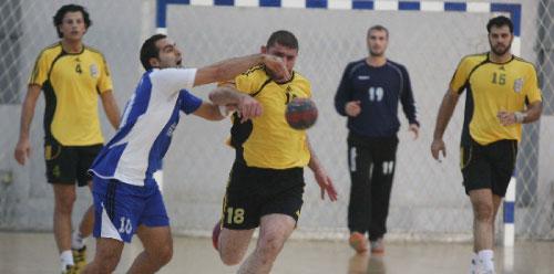 لقطة من لقاء السد والصداقة في ختام بطولة لبنان (أرشيف - محمد علي)
