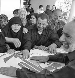 تشييع الشهيد الشيخ وسيم شريف في اللبوة (عفيف دياب)