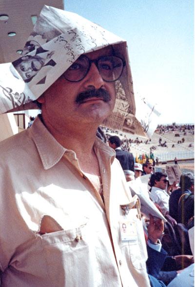 خلال إحدى رحلاته إلى اليمن